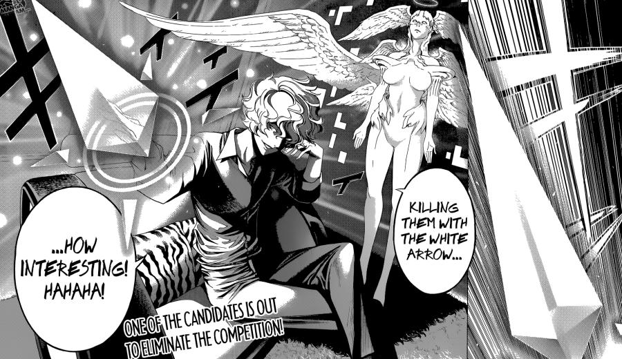 Angelic Attacks