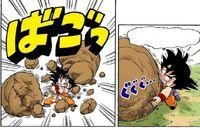 Supernatural Strength By Son Goku