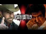 Chuck Norris VS Segata Sanshiro - DEATH BATTLE!