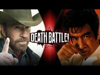 Chuck Norris VS Segata Sanshiro - DEATH BATTLE!