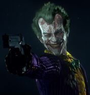 Joker infected