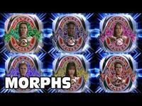 Mighty Morphin - All Ranger Morphs - Power Rangers Official-2