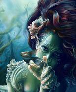 Painted Mermaid