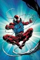 Ben Reilly Scarlet Spider
