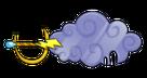 Rain Cloud Magisword