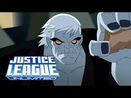 Solomon Grundy is alive again - Justice League Unlimited