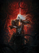 Alucard-poster from lords of shadow