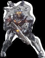 Halo 5 Promethean Soldier