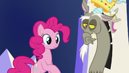 Discord's Mouth Turned Upside Down