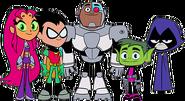Teen Titans Go Teams