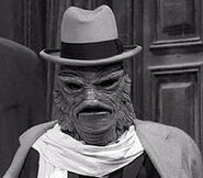 Munsters Uncle Gilbert