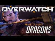 "Overwatch Animated Short - ""Dragons"""