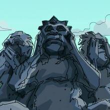 Idol of the Three Wise Monkeys (Jackie Chan Adventures).jpg
