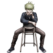 Rantarou Rantaro Amami Illustration