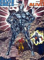 Silver Shield (New Earth)