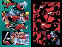Damian Wayne's Swordsmanship