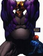 Geoffrey Thibodeux Black Mass (DC Comics)