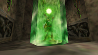 Link Using Farore's Wind