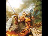 Noble Knight Gawayn