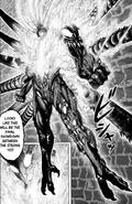 Akuma's Full Monster Form