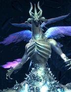Dark Souls Seath the Scaleless Dragon