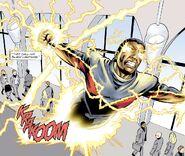 Electrokinetic Flight by Black Lightning