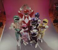 OG Power Rangers