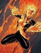 Amara Aquilla - Magma (Marvel Comics) 1