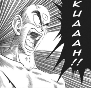 Tenshinhan's Kiai Scream