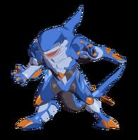 BGR-Sharktar anime