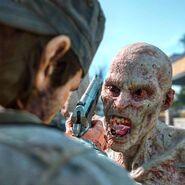 Days Gone Zombie