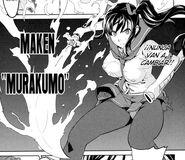 Mukakumo - Manga