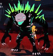 Mutant Beowolf (RWBY)