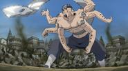 Pain (Naruto) Asura Path No Cloak