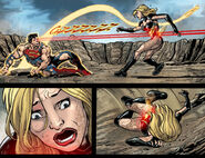 Injustice Superman vs. Black Canery