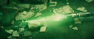 Kryptonite spear
