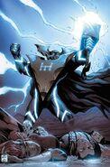 Nerkkod Breaker of Oceans Fear Itself Marvel Comics