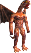 Serious Sam Soldier Dragonman