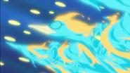 Blue Flames of Resurrection