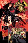 Hellbat lifts Parademon