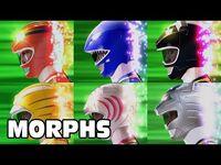Wild Force - All Ranger Morphs - Power Rangers Official-2