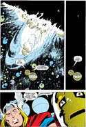 Beyonder eliminates a Galaxy instantly