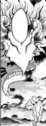 Quetzalcoatl Lucoa Dragon form Manga