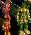 Serious Sam Dragonmen