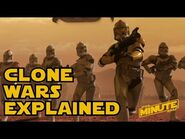 The Clone Wars Explained (Canon) - Star Wars Explained