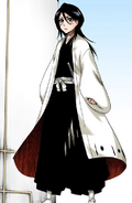 Captain Rukia Kuchiki (Bleach)