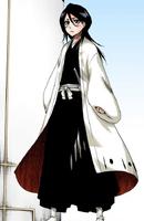 Captain Rukia Kuchiki (Bleach)