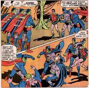 Composite Superman's (DC Comics) Bio- Fission