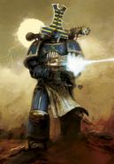 Thousand Sons Inferno Bolter Warhammer 40K