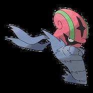 Shell pokemon accelgor
